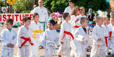 How Karate Classes Benefit Children With ADHD, West Chester, Ohio