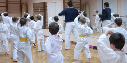 3 Lessons Kids Learn From Karate Classes, West Chester, Ohio
