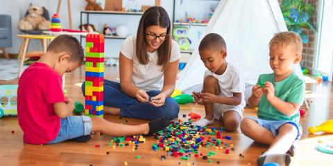 Why Your Toddler Should Play With Other Kids, West Chester, Ohio