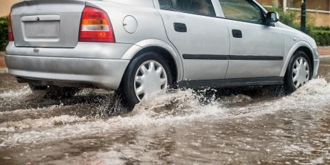 A Driver's Guide to Preventing Hydroplaning, West Chester, Ohio