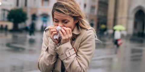 A Guide to Seasonal Allergies in Winter, West Chester, Ohio