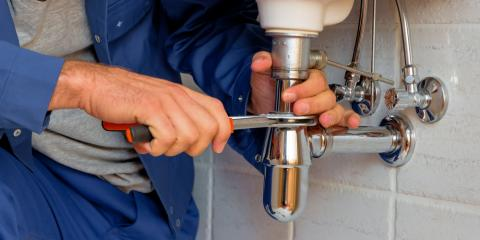 Sewer & Drain Service: 5 Reasons You Need a Drain Cleaning, West Chester, Ohio