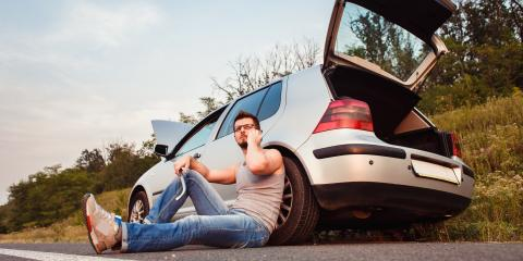 5 Common Reason Cars Break Down, West Chester, Ohio