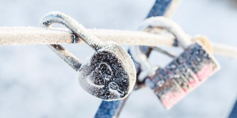 West Chester's Best Emergency Locksmith Explains How to Fix a Frozen Lock, West Chester, Ohio