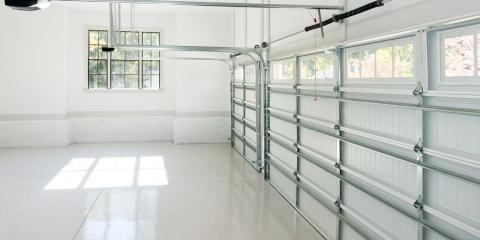 3 Benefits of an Epoxy Floor Coating for Garages, Monroe, Ohio