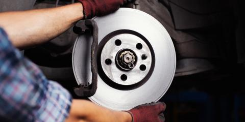 Top 5 Signs It's Time For Brake Service, West Chester, Ohio