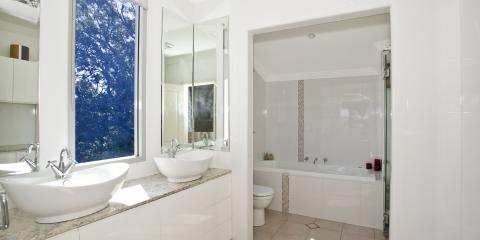 4 Tips for Designing an Easy-to-Clean Bathroom, West Haven, Connecticut