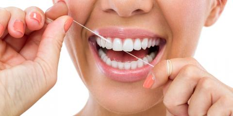 3 Flossing Tips From West Haven's Top Cosmetic Dentist, West Haven, Connecticut