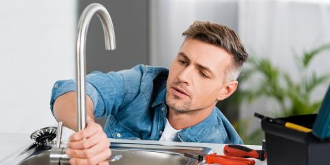 3 Signs You Need Bathroom Faucet Repair, West Haven, Connecticut