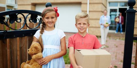 5 Helpful Ways to Make Moving to a New Home Easier for Your Kids, Monroe, New York