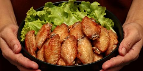 5 Fascinating Facts About Chicken Wings, Hempstead, New York