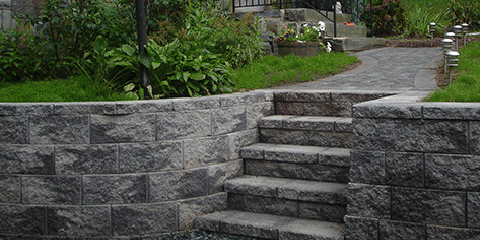 New Jersey's Masonry Specialists Explain the Importance of a Retaining Wall, West Orange, New Jersey