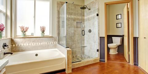 3 Benefits of Frameless Shower Enclosures, West Plains, Missouri