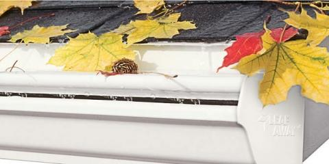 5 Benefits of LEAFAWAY® Gutter Protection System, Hamilton, Wisconsin