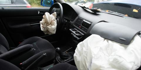 What to Know About Airbag Injuries Resulting From a Car Crash , Princeton, West Virginia