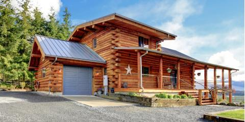 3 Types of Log Home Construction, Bloomery, West Virginia