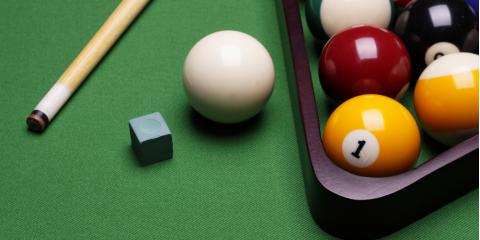 4 Benefits of Having a Pool Table in Your House, West Chester, Ohio
