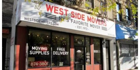 West Side Movers Shares 3 Reasons to Hire a Moving Company, Manhattan, New York