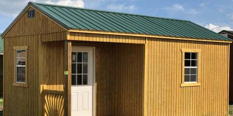 Why Old Hickory Buildings® Make For The Perfect Small Cabin, Westby, Wisconsin