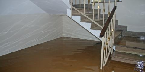 3 Tips to Clean Up After the Basement Floods, Coon, Wisconsin