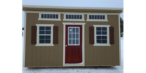 How to Prepare for Spring With a New Garden Shed, Westby, Wisconsin