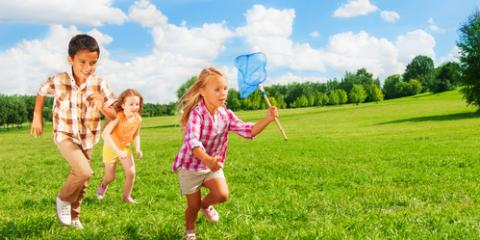 How Outdoor Play Benefits Children's Health & Happiness, Mamaroneck, New York