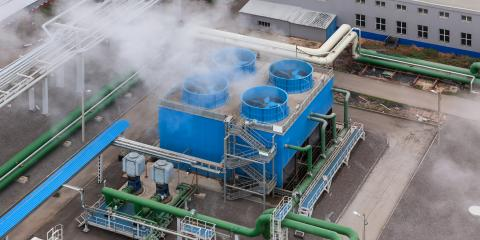 3 Cooling Systems Commonly Used for Industrial Applications, Carlsbad, New Mexico