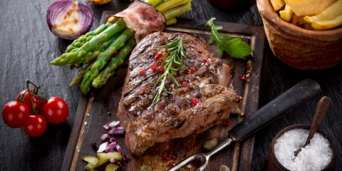 What are the Characteristics of Different Types of Steaks?, Andrews North, Texas
