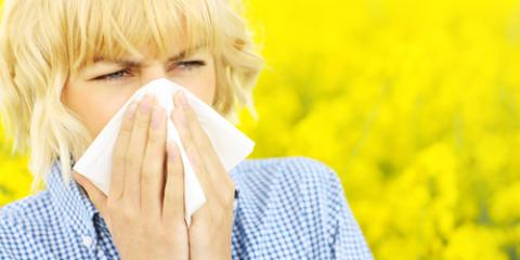Pharmacy Offers 4 Relief Tips for Springtime Allergies, De Soto, Missouri