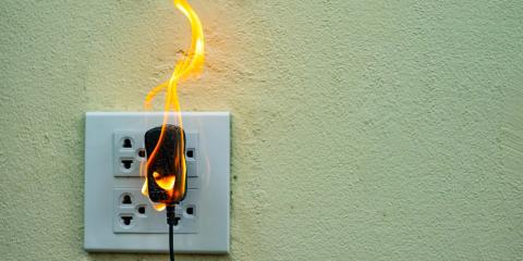 3 Common Causes of Electrical Fires, Weathersfield, Vermont