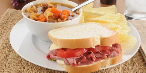 Stay Warm This Winter With Hot Soups & Deli Sandwiches, Westport, Connecticut