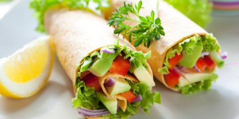 4 Healthy Ways to Make Your Deli Wrap Delicous, Westport, Connecticut