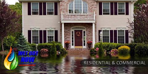 Wet Out Now Of Staten Island, Water Damage Restoration, Services, Staten Island, New York