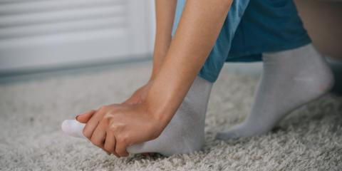What Causes Hammertoes?, Blue Ash, Ohio