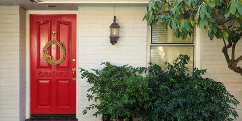 What Color Should You Paint Your Front Door?, Greenhills, Ohio