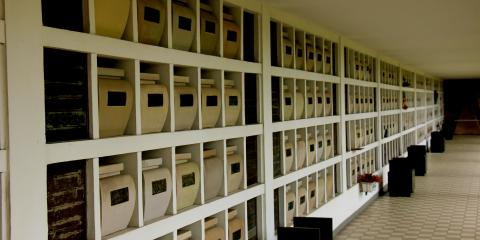 A Guide to Columbariums, Kingston, Massachusetts
