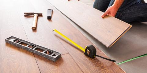 What Are the Different Types of Floor Installation Processes?, Warren, Indiana