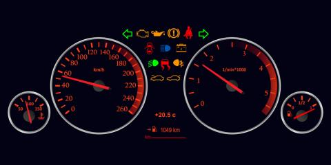 What Are Your Vehicle Warning Lights Trying to Tell You?, Melbourne, Kentucky