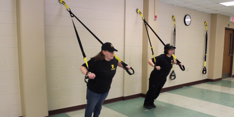 Get Fit This Summer with TRX, Ladysmith, Wisconsin