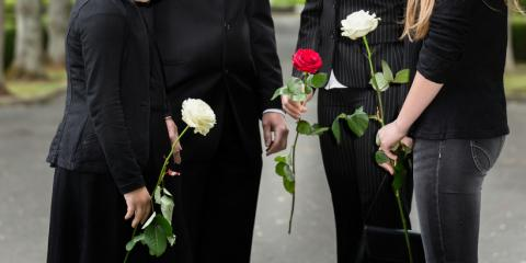 What to Do After a Loved One's Funeral Service , Trumbull, Connecticut