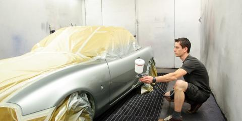 What to Know About Eco-Friendly Auto Body Paint , Evergreen, Montana