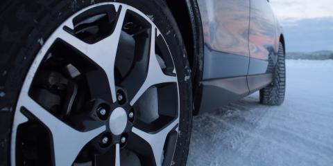 What to Know About Studded Tires for the Winter, Anchorage, Alaska