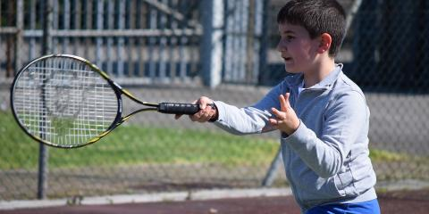 What's the Best Age to Get Your Children Involved in Tennis?, Brewster, New York