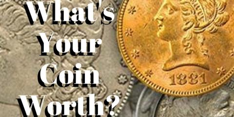 Discover Your Coin's Value In 3 Easy Steps, Bridgewater, New Jersey