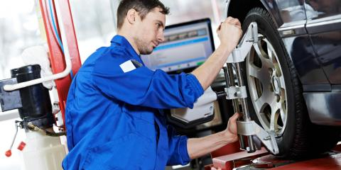Why Proper Wheel Alignment Is So Important, Anchorage, Alaska