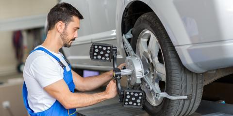 3 Causes of Uneven Tire Wear, Kealakekua, Hawaii