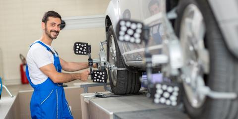 3 Benefits of a Wheel Alignment After Tire Replacement, Russellville, Arkansas
