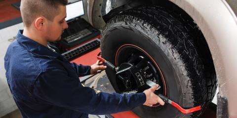 FAQ About Wheel Alignments, Chillicothe, Ohio