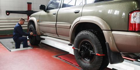 4 Reasons Why Wheel Alignment Is Important for Your Car, High Point, North Carolina