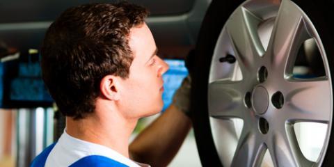 3 Leading Benefits of a Wheel Alignment From Doug's Auto Repair, Hamilton, Ohio